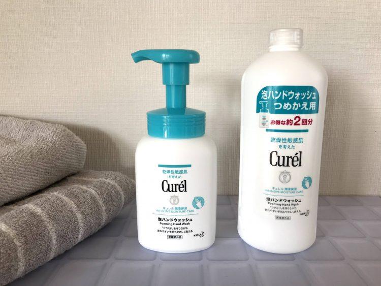 手洗いが欠かせない毎日だから。親子で肌が弱い我が家の定番ハンドソープ【本日のお気に入り】