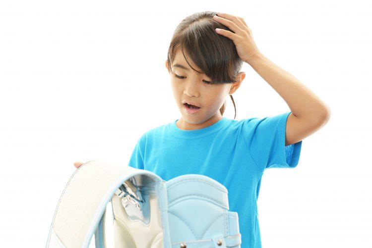 うちの子って、忘れもの多くない…?子どもの忘れものへの対策法をママたちに聞きました