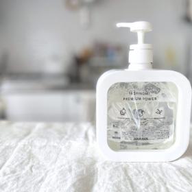 おしゃれな実力派!食器用洗剤は「ヤシノミ洗剤プレミアムパワー」に決めました【本日のお気に入り】