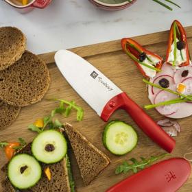 「ツヴィリング」から子どものためのナイフシリーズが新発売!かわいいパッケージでプレゼントにも最適です