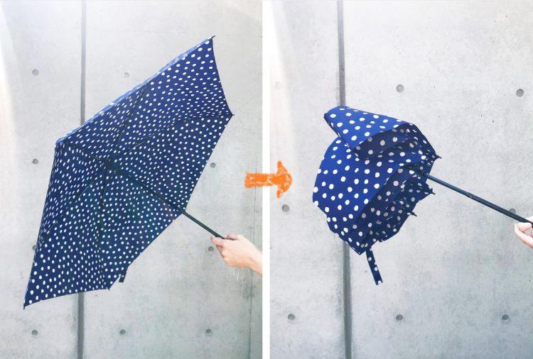閉じた瞬間たたまれてる!折りたたみ傘「urawaza」でたたむストレスがゼロに【本日のお気に入り】