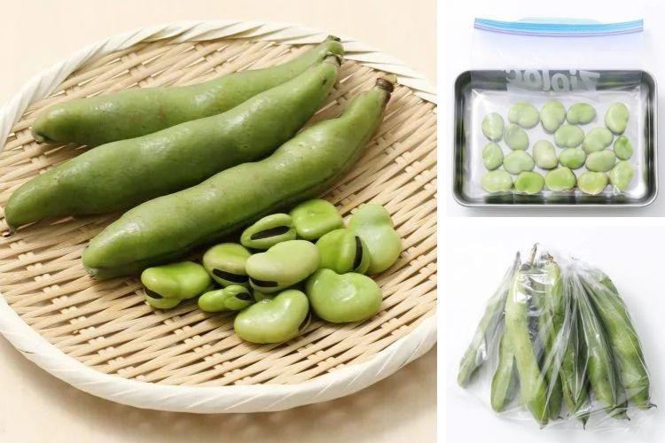 旬の間にたくさん食べたい!そら豆の栄養情報や簡単調理法までご紹介【管理栄養士監修】