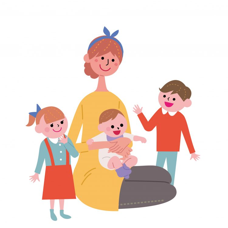 「子どもが3人以上の家庭」のリアルを聞きました。大変なこと、よかったこと、子育て事情は…