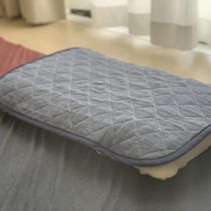 汗っかきな子どもに最適だった!天然素材でサラっと快適「枕パッド」【本日のお気に入り】