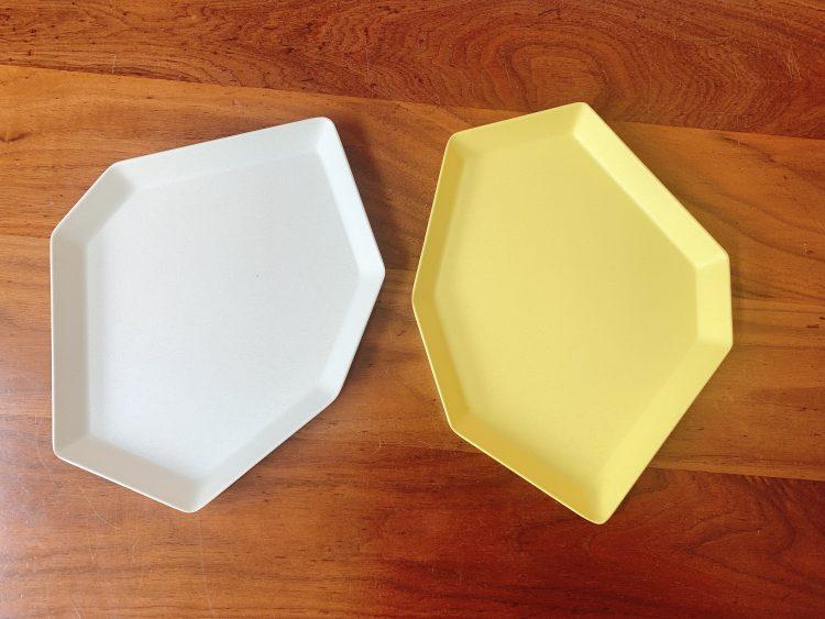 ユニークな形と優しい色がテーブルのアクセントに。ideacoのバンブーメラミン食器【本日のお気に入り】