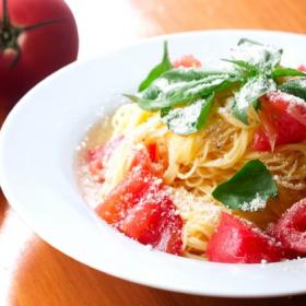 コク旨「冷製トマトパスタ」!味が薄くならず濃厚になるコツ伝授します【プロが教えるおうちイタリアン#6】