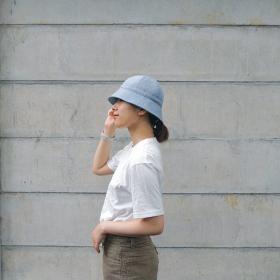 この夏は、GUのバケットハット&サンバリアの日傘でおしゃれにUV対策!【本日のお気に入り】