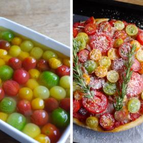 農業仲間から届いた絶品トマトは、娘も大好きなこんな食べ方で!【お米農家のヨメごはん#57】