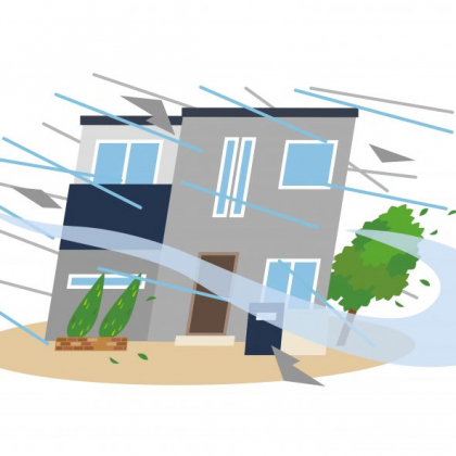 【防災士のアドバイス付き!】家や命を守るため「台風や集中豪雨」の前に備えておきたいこと