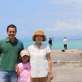 流れるようにやってきた竹富島。夫婦2人で夢だったものづくりを仕事に【竹富島で暮らす人々#3後編】