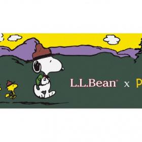 L.L.Bean×PEANUTSのコラボアイテムが8/20から限定発売!レアなアイテムをお見逃しなく