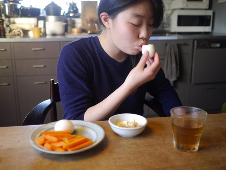 娘(12歳)が、自分で作り始めたダイエットごはん。その中身は…【お米農家のヨメごはん#60】