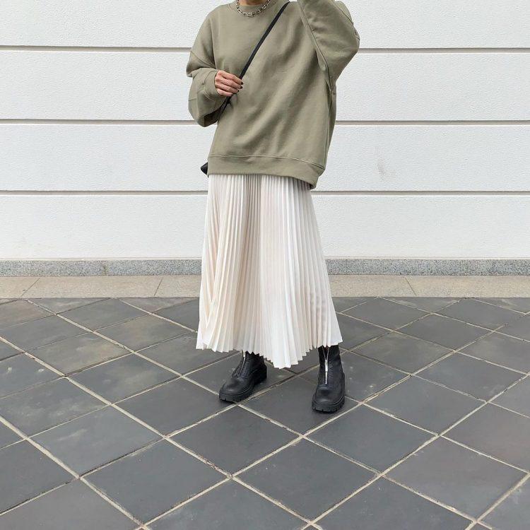 UNIQLOも!大注目の「スウェット&パーカー」おしゃれな大人のコーデ集【kufuraファッション調査隊】
