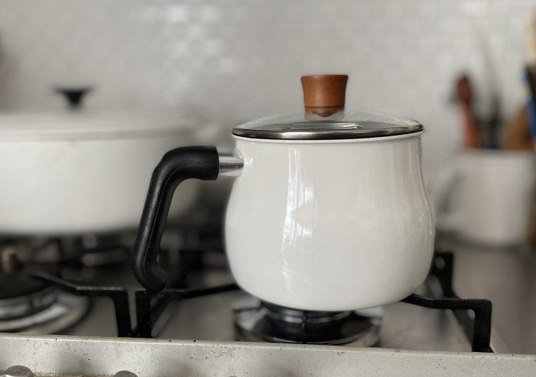 話題の「マルチポット」。煮る、揚げる、炒める…すべてOK!で、こんなに頼りになるなんて【本日のお気に入り】