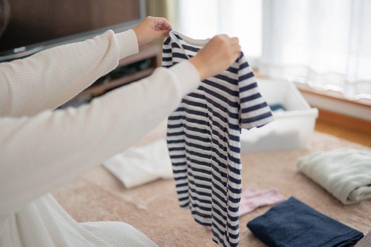 秋の衣替えの目安は最低気温「18℃」だった!「しまい洗い」をして、来シーズンを気持ちよく過ごそう