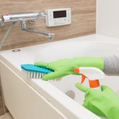 ちょっと変えたらラクになった!「お風呂掃除ルーティン」主婦の工夫を一挙公開