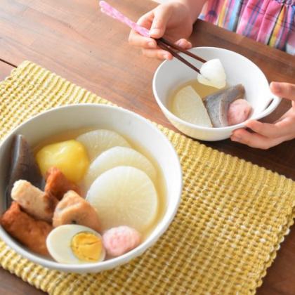 【味しみしみ!簡単おでん】ママ料理家 楠さんちのホットクックレシピ Vol.18