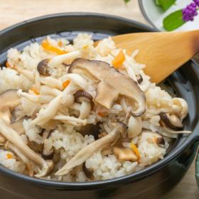 秋のご馳走「炊き込みごはん」!みんなが毎年作りたくなる鉄板レシピ