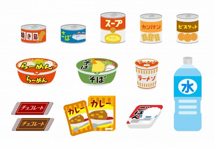 「コロナ禍で備蓄を増やした食品」ランキングを発表!手軽に食事がとれる商品が人気