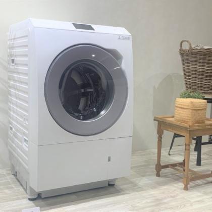 洗濯がもっと楽しくなる!進化したパナソニックのななめドラム洗濯機見学レポ